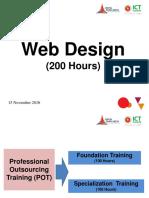 13. Web Design Module