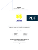 Kelompok 5 Kualitas Daya Listrik Distorsi Harmonik Dan Mitigasinya