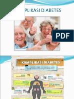 182988949 Komplikasi Diabetes FIX Ppt