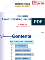 VNS-Research-Creative-thinking-concepts-and-tools.ppt