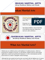 Martial Arts Perth for Kids and Adults - Shobukan Martial Arts