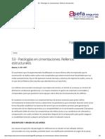 53 - Patologías en Cimentaciones. Rellenos Estructurales