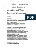 Application of Geographic Infirmation Systems