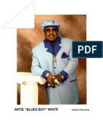 Artie Blues Boy White