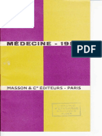 Catalogue Masson 1953
