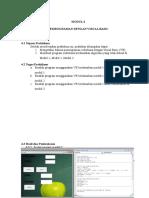 Modul 4 Pemrograman Visual Basic