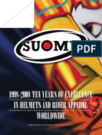 2008 SUOMY Catalogue