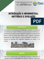 Informática Básica - AULA 01