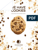 DoubleTree by Hilton - We Have Cookies Cookbook