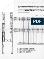 Tablature basson