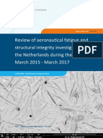 Review of aeronautical fatigue and structural integrity investigations