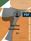 Ferrosilicon Sink Float Separation DMS Dense Media Separation