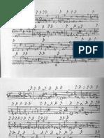 Suite in G Maj for Baroque Guitar