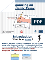 Intro to Essay
