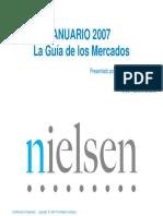 Guia de Los Mercados 2007 Nielsen