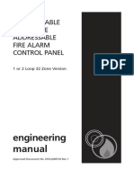 1980_XFP Addressable Panel Engineer Manual