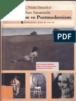 2104-Bati Sanatinda Modernizm Ve Postmodernizm-C.vedat Demirkol-2008-240s