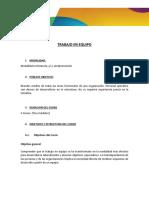 Estructura CURSO Trabajo en Equipo (1)