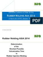 Rubber Molding Asia-shortest Cycle