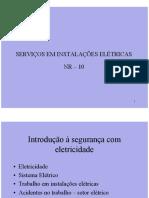 Instalações Elétricas - NR 10