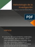 1 Metodología de La Investigación CENEVAL