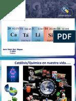 1.- Intro Catálisis 2016