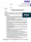 Chenab Engineering Works, PEB Proposal for Multipurposes Hall Rev 00