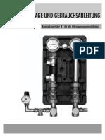 Extern FD8503 Kompaktverteiler KPV25