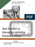 Que Estudia La Educación Artistica