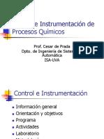 00. Control e Instrumentación de Procesos Químicos