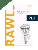 Puyol Angel - Descubrir La Filosofia 33 - Rawls - El Filosofo De La Justicia.doc