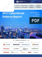 Webroot Q3 2017 CyberEdge Cyberthreat Defense Report
