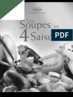 Thermomix - Les Soupes en 4 Saisons