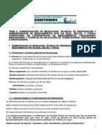 Tema 8 Administracion Medicación