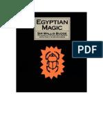 Egyptian Magic E.a.wallis Budge