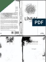 Ingold Tim Lineass Una Breve Historia