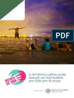 Redução de Homicídios Na América Latina