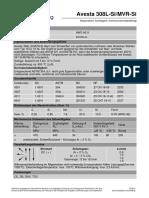 A Avesta 308L-Si MVR-Si de de 5