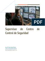 Dossier Supervisor Centros de Control