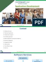 Software Application Development Services