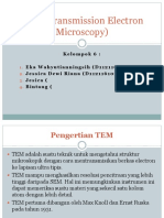 TEM (Transmission Electron Microscopy)