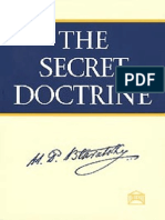 The Secret Doctrine Vol 1 HP Blavatsky