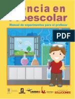 Ciencia en Preescolar