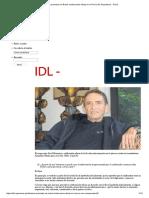 Delación Premiada en Brasil; Colaboración Eficaz en El Perú - Parte 2