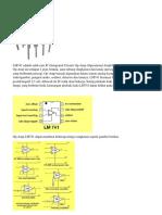 Tugas Teori Elektronika Terintegrasi