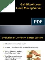 Gain Bit Coin Bit Coin Network Mining