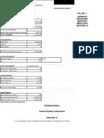 Gerencia Financiera 2018-1