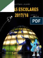 VISITAS ESCOLARES PLANETARIO
