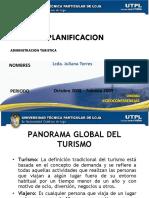 Planificación Administración Turística