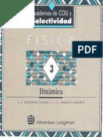 3 Cuadernos de Cou y Selectividad Física 3 Dinámica.pdf